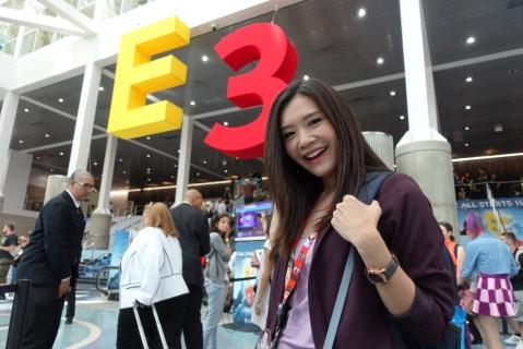 ซู่ชิง @ E3
